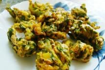 Tasty Spinach Pakoras Recipe