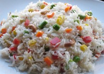 Easy and Quick Vegetable Pulao Recipe