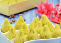 Tasty and Yummy Mawa Modak Recipe
