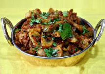 Yummy Mushroom Manchurian Recipe