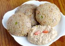 Godhuma Rava Idli Recipe