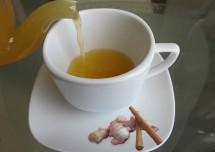 Ginger Tea with Cinnamon