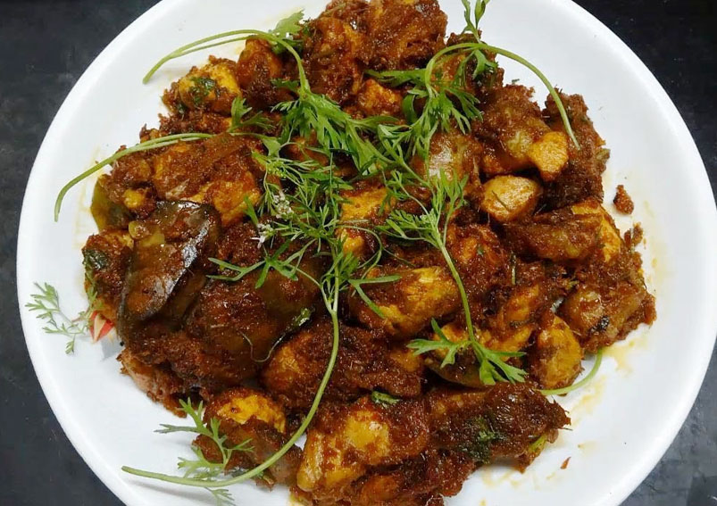 How to Make Andhra Chicken Fry