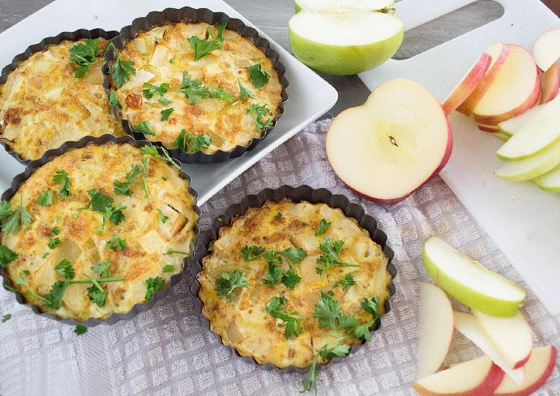 Apple & Sausage Macaroni and Cheese Recipe