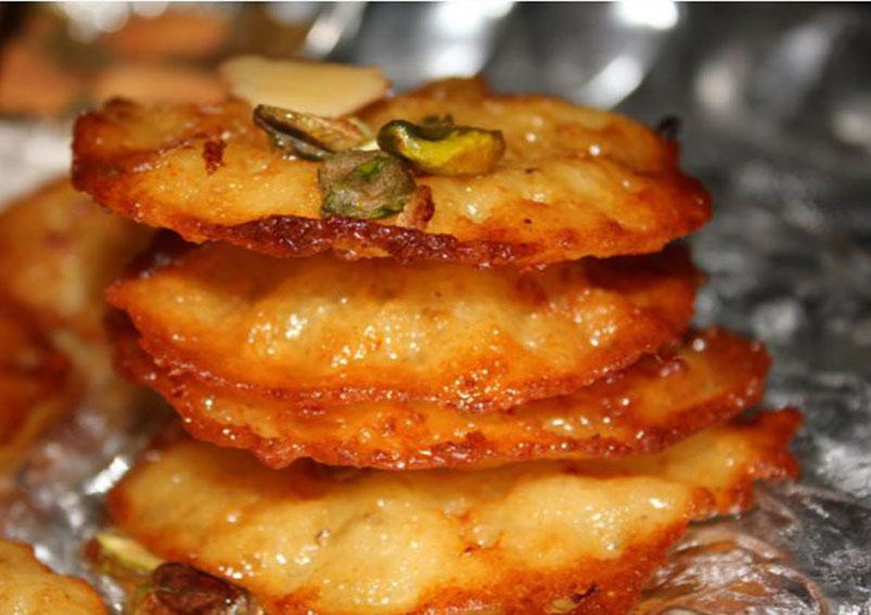 Tasty and Easy Atta ka Malpua Recipe