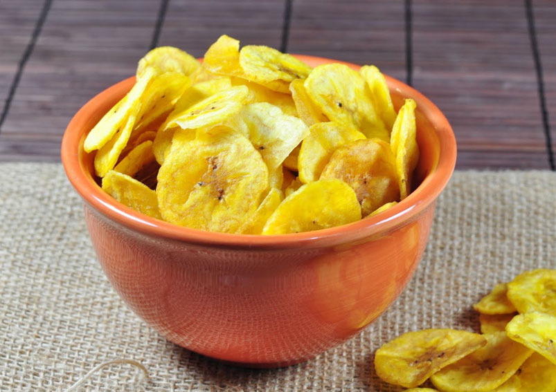 Onam Special Banana Chips Recipe