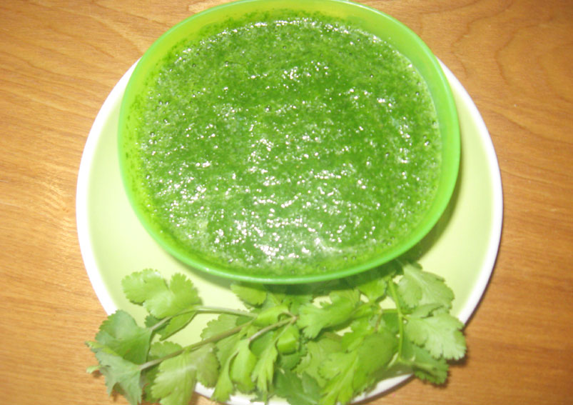 Best Green Chutney Recipe