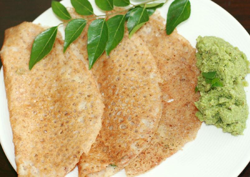 Best and Crispy Oats Dosa Recipe