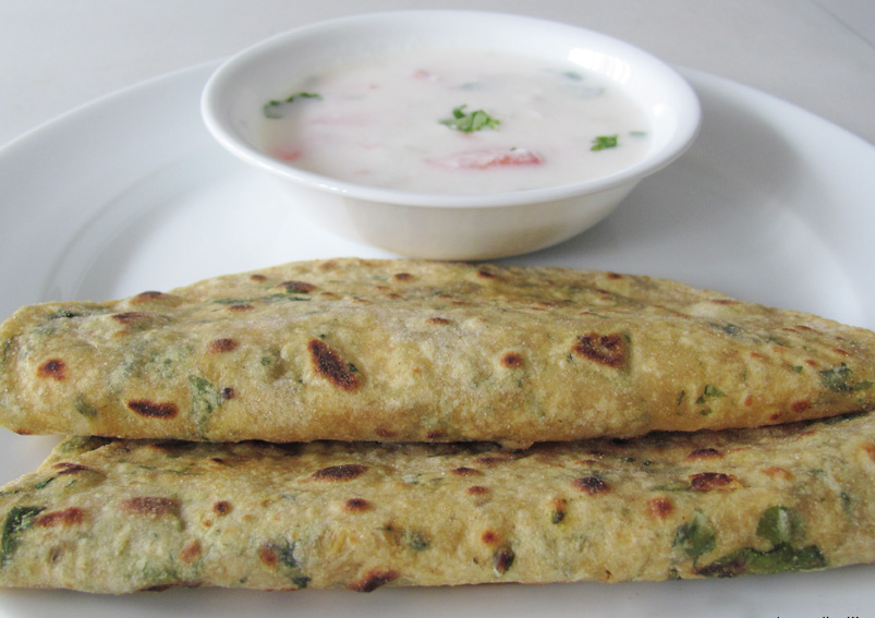 Healthy and Tasty Broccoli Paratha Recipe