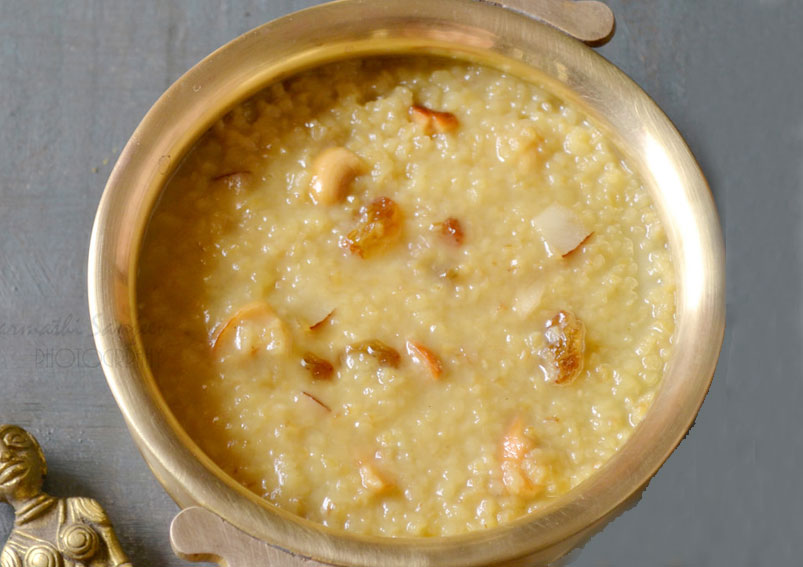 Broken Wheat Kheer Recipe for Karva Chauth