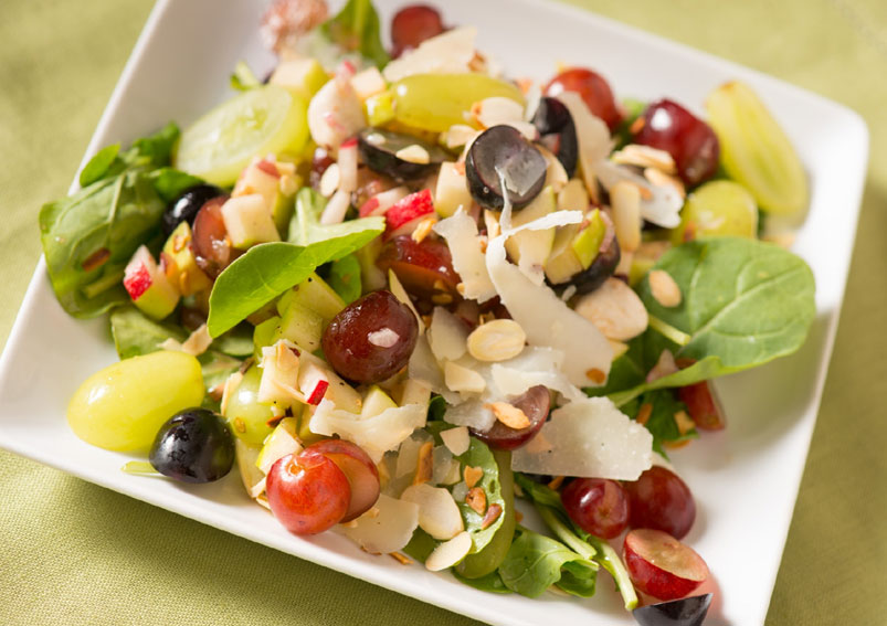 Cabbage and Grape Salad Recipe