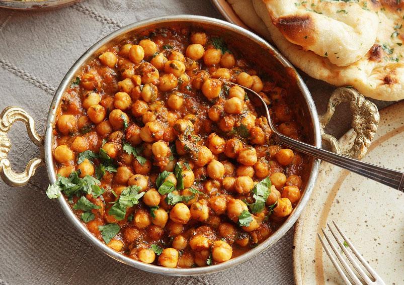 Preparation of Chana Masala Recipe