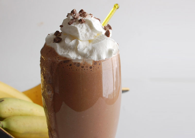 Chocolate Banana Shake Recipe