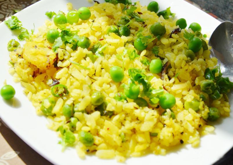 Delicious and Easy Poha Recipe