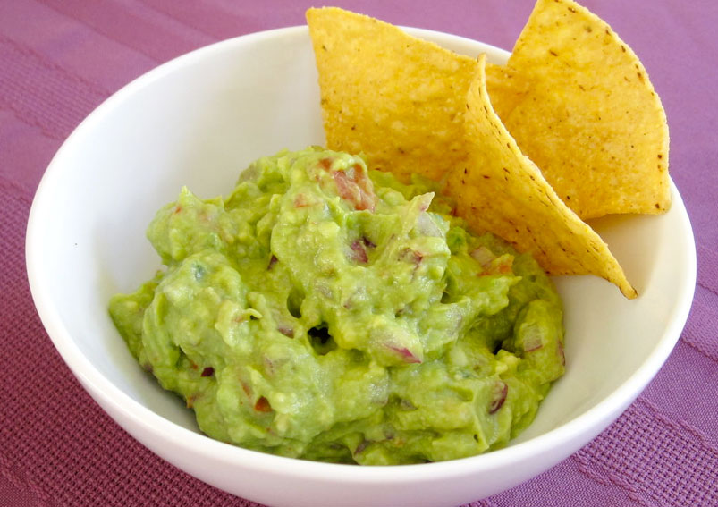 Diabetes Healthy Avocado Dip Recipe Indian