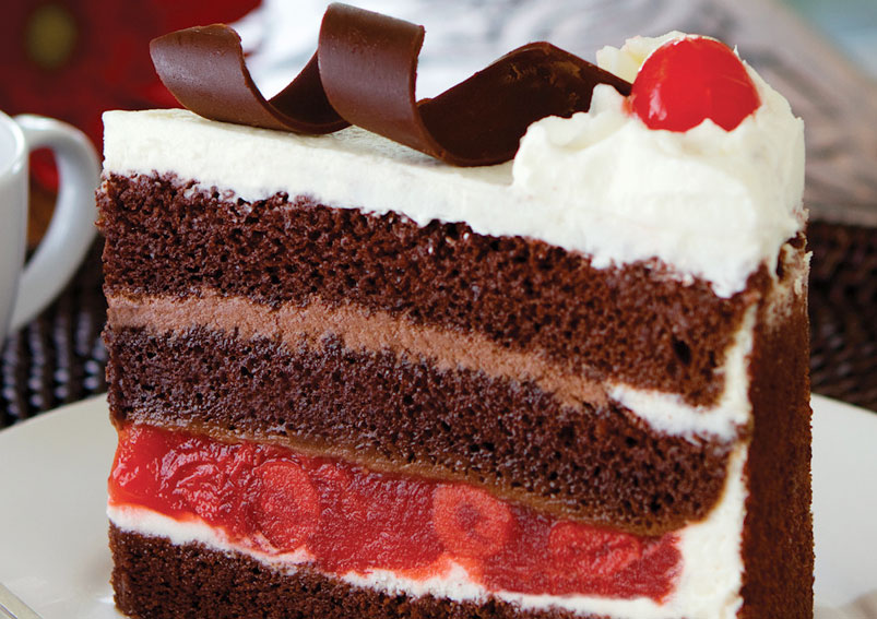 Easy Homemade Black Forest Recipe
