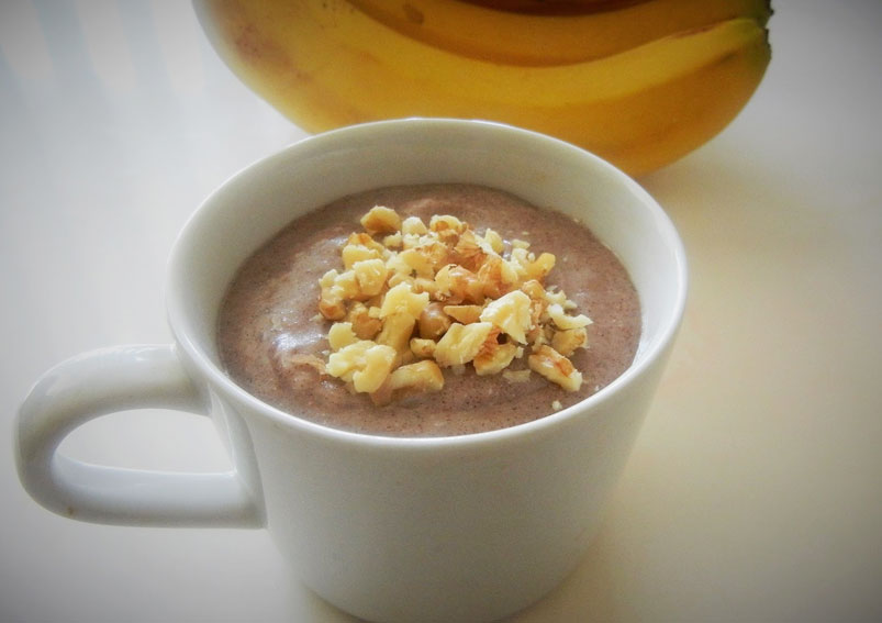 Healthy Ragi Malt Recipe