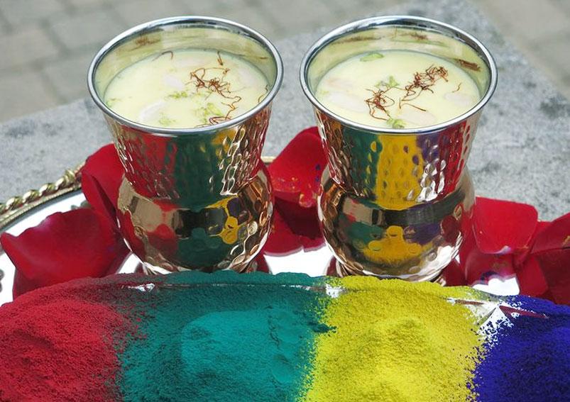 Holi Special Thandai Recipe