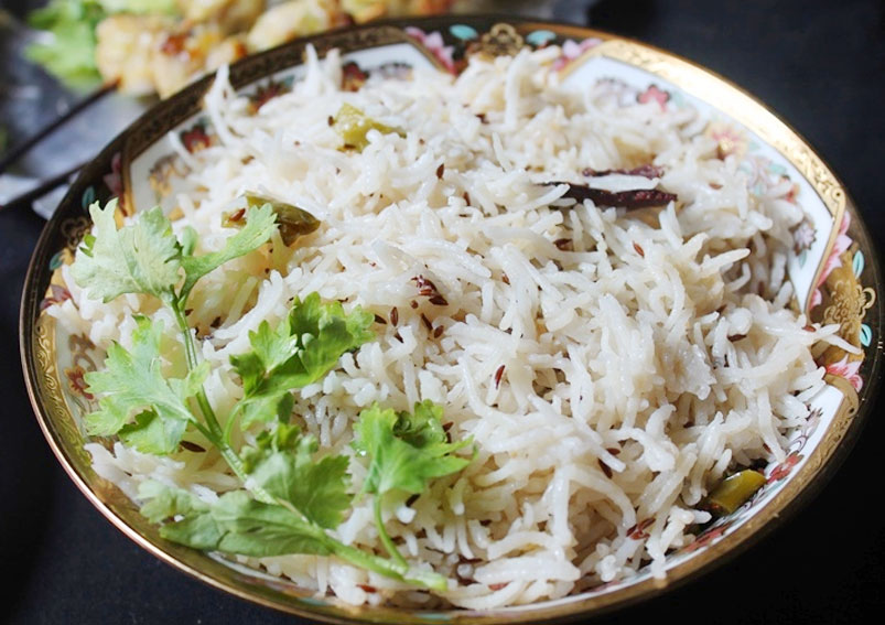 How to Cook Jeera Pulao Recipe