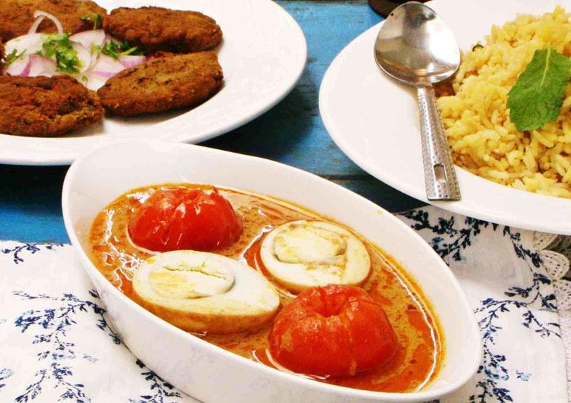Tasty Hyderabadi Bagare Tamatar Recipe