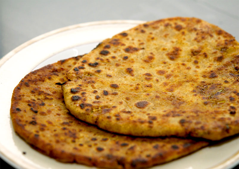 Tasty and Yummy Keema Paratha Recipe