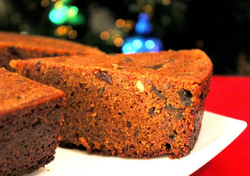 Simple Plum Cake Recipe Kerala