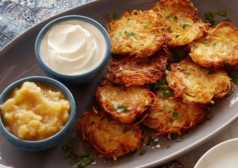 Mini Potato Pancake Recipe