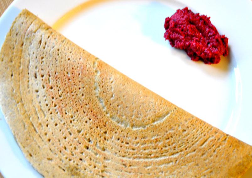 Multi Grain Adai Dosa Recipe for Diabetes