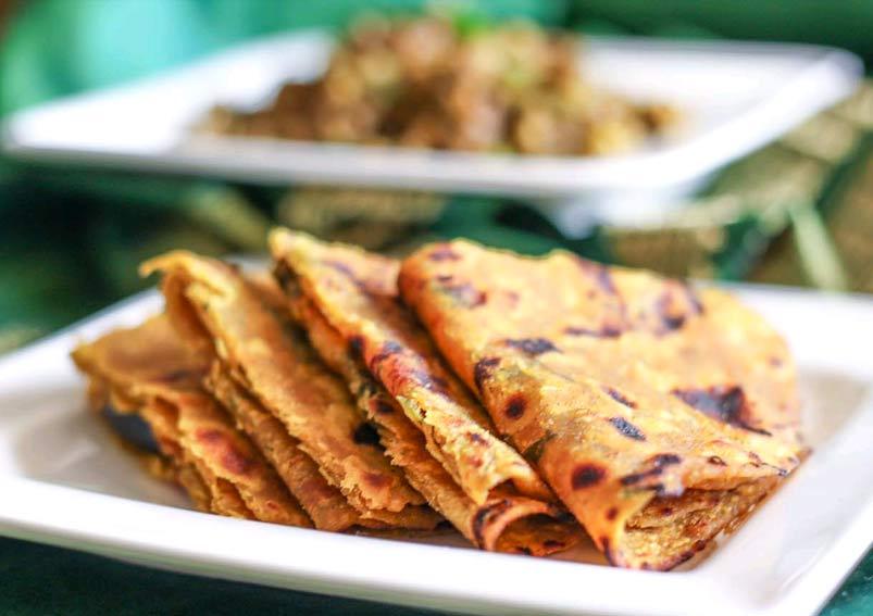 Healthy Multigrain Roti Recipe