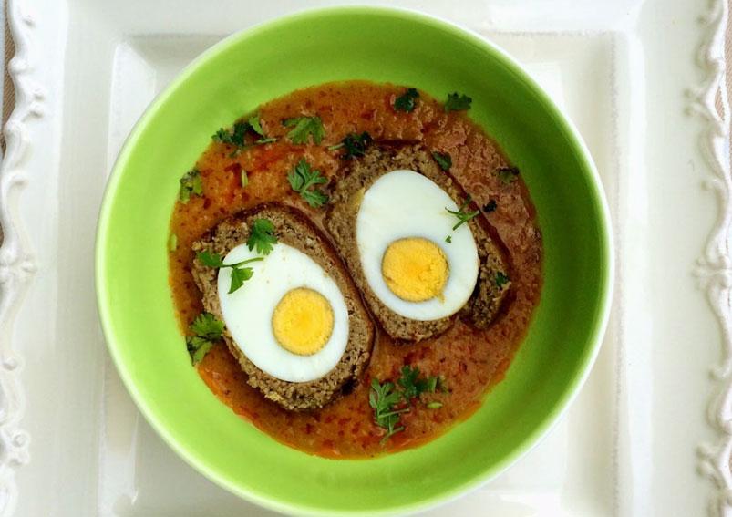 Nargisi Egg Kofta Recipe