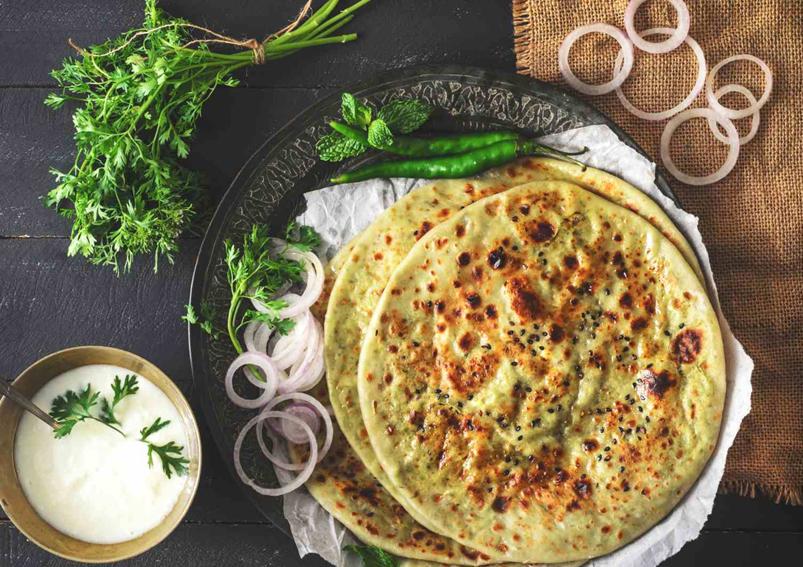 Easy Paneer Kulcha Recipe