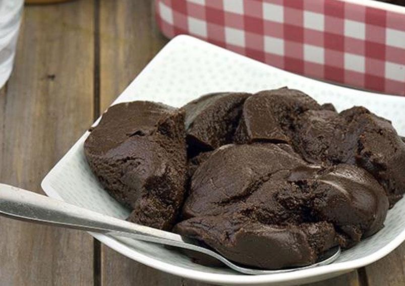 Quick Dark Chocolate and Peanut Butter Fudge Recipe
