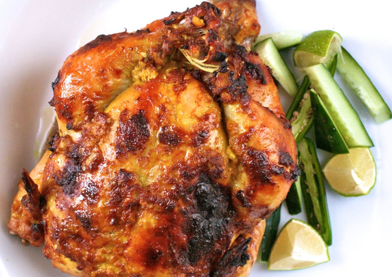 Best Roast Chicken Recipe Indian Style