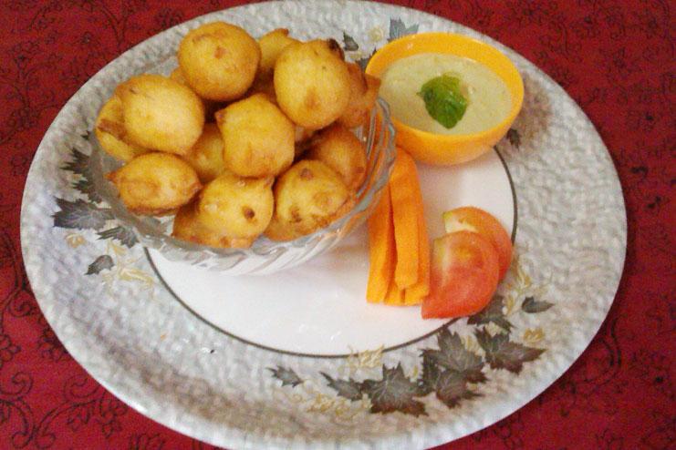 Soft Punugulu Recipe