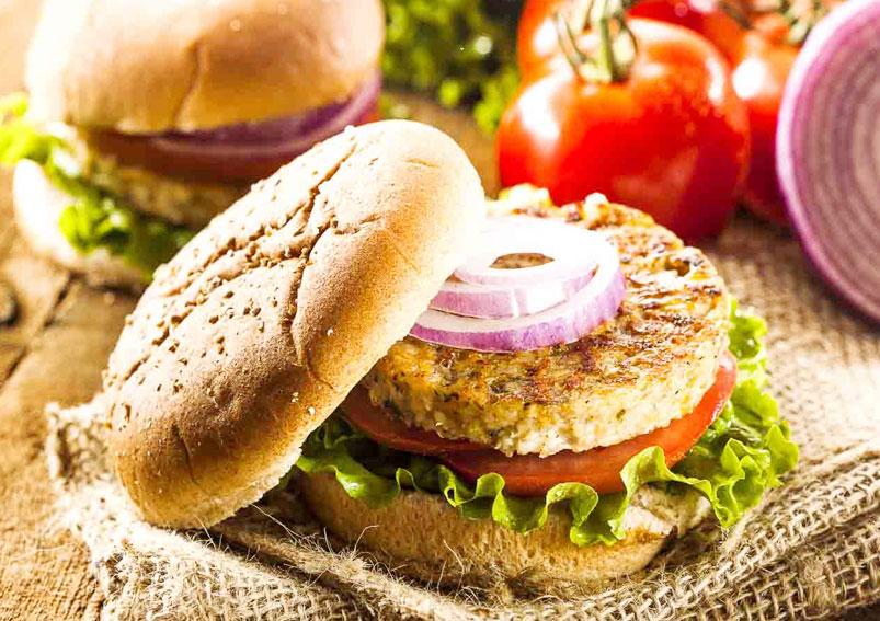 Spicy Paneer Burger Recipe Yummyfoodrecipes