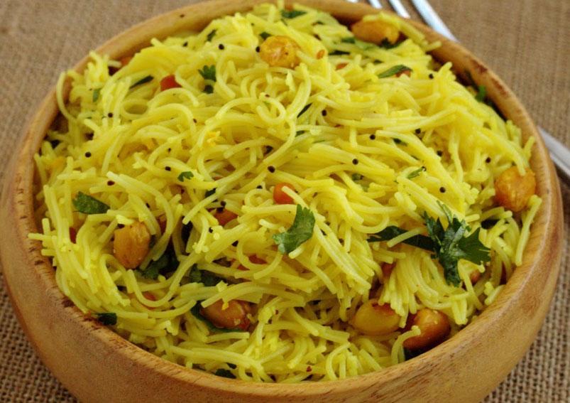 Tangy Lemon Vermicelli Recipe