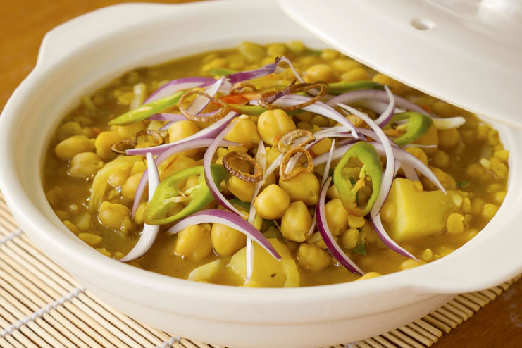 Tasty Aloo Chole Recipe