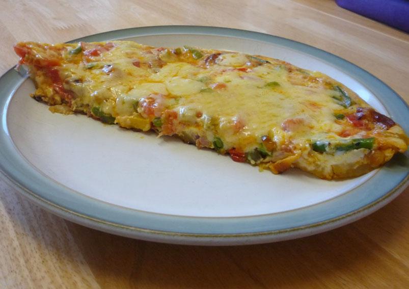 Diabetic Friendly Vegetable Omelet Recipe