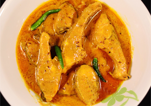 Spicy Fish Korma Recipe
