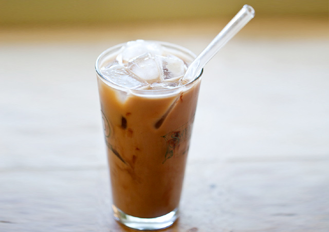 Iced Mocha Coffee Recipe