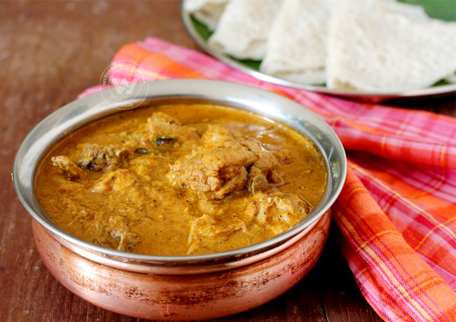 Mangalorean Spicy Chicken Curry
