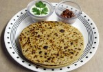 Tasty Aloo Gobi Paratha Recipe