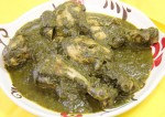Andhra Style Gongura Chicken Recipe