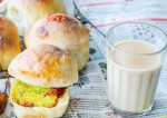 Baked Vada Pav Recipe