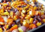 Baked Veggie Satay | Yummy Food Recipes