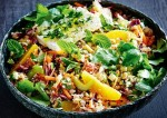 Barley And Raw Veg Salad Recipe