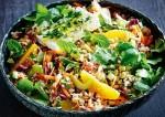 Barley and raw veg salad | Yummyfoodrecipe