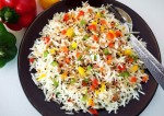 Spicy Bell Pepper Rice Recipe