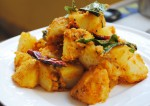 Easy Sweet Potato Masala Fry Recipe | YummyFoodRecipes.in