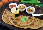 Cabbage and Paneer Paratha Recipe